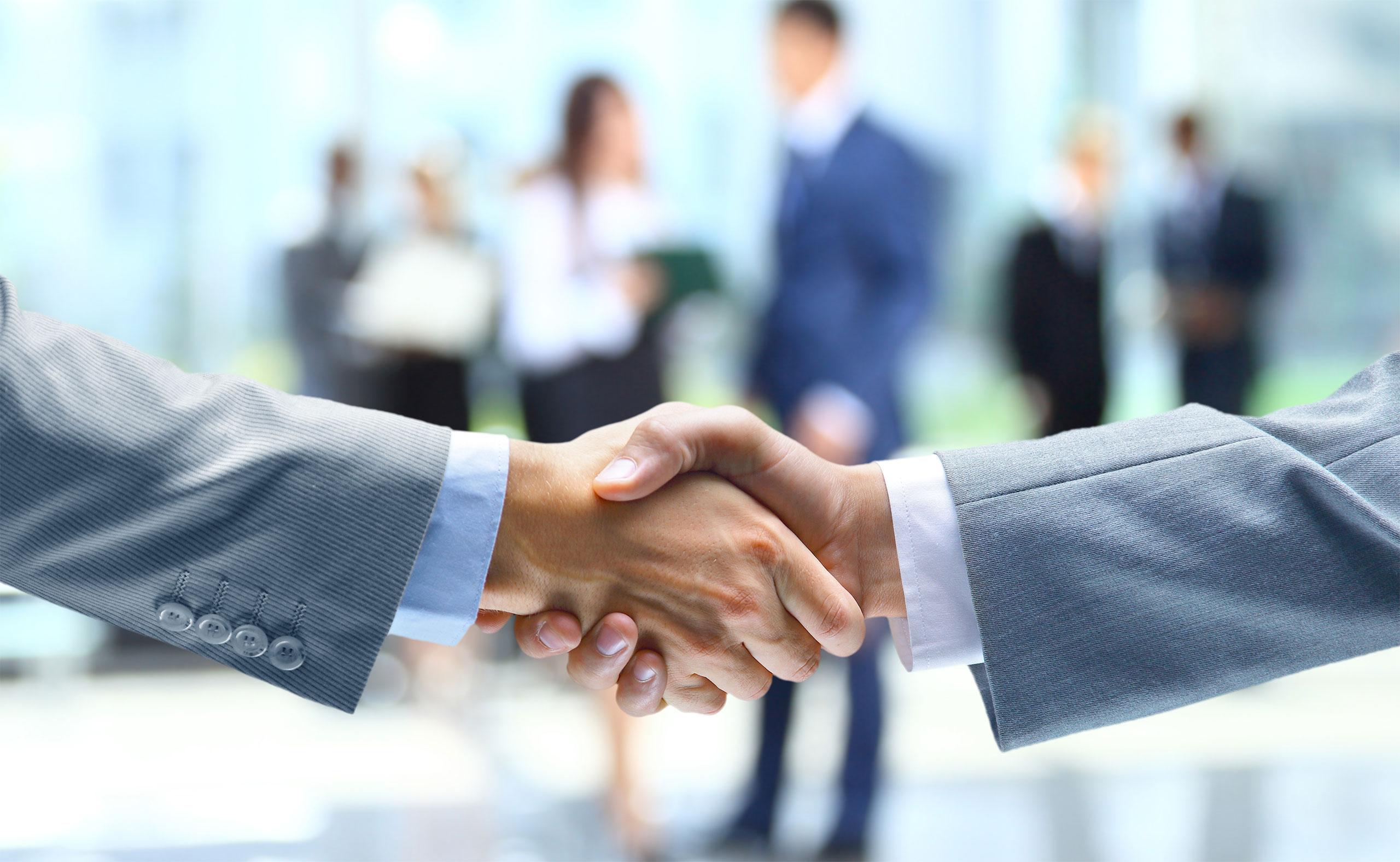 handdshake